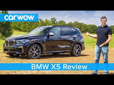 All-new BMW X5 SUV 2019 REVIEW – see why it's the best all-round BMW!