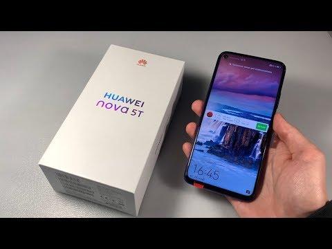 Обзор Huawei Nova 5T 6/128GB (YAL-L21)