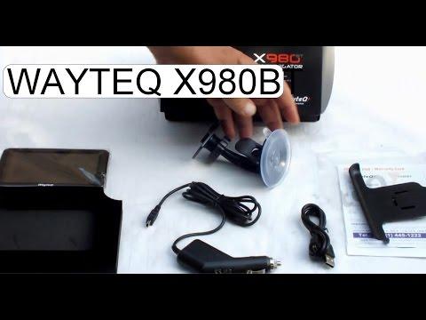 UNBOXING WAYTEQ X980BT - 동영상