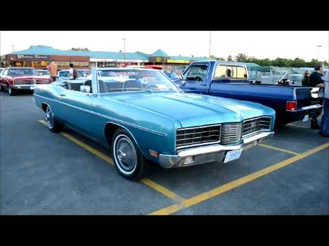 rare 1970 ford xl convertible youtuberare 1970 ford xl convertible