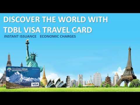 VISA Travel Card - Carry Confidence, Not Cash
