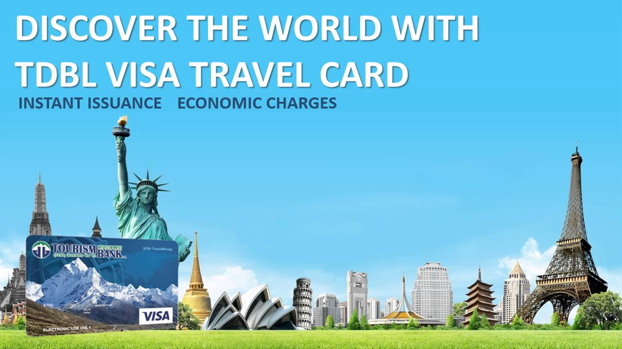 visa travel card carry confidence not cash - Visa Travel Card