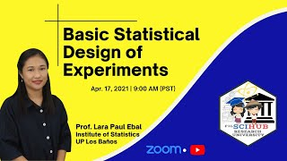 FilSciHub Research University Course 5 Basic Statistical Design Of Experiments