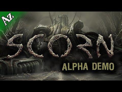 SCORN Alpha Demo Gameplay