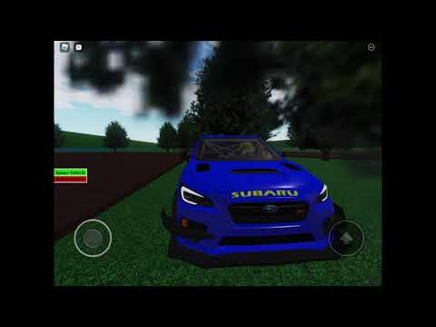 WRC RALLY Roblox Rally Game [read Desk]