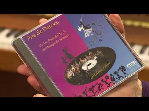 Le CD de l'école de musique de Sélestat