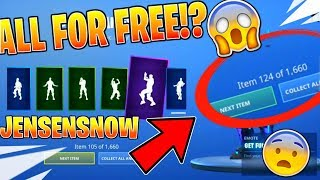 JENSENSNOW Can Give Himself EVERY ITEM in Fortnite.. (FORTNITE HACKER)