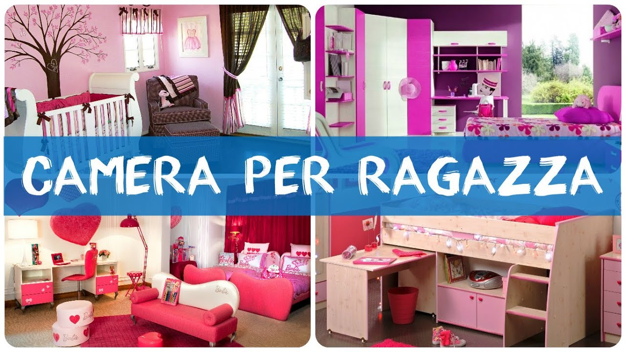 Camera per ragazza - YouTube