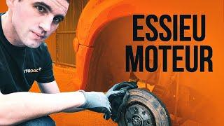 Remplacer Coupelle de suspension sur Renault Kangoo kc01 - astuces vidéo gratuites