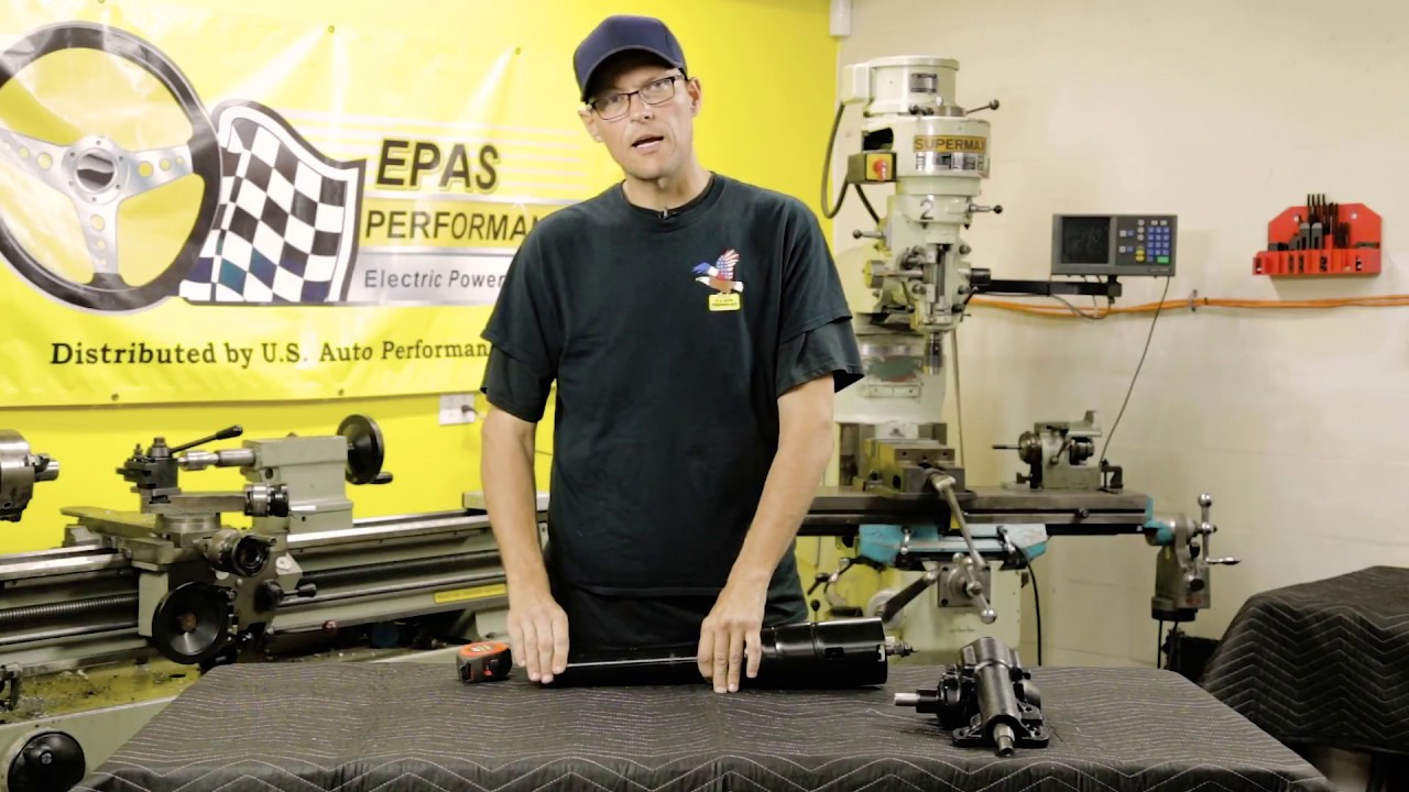 epas performance application specific electric power steering conversion kits [ 1280 x 720 Pixel ]