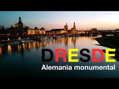 Dresde, la ciudad que resurgió de las cenizas