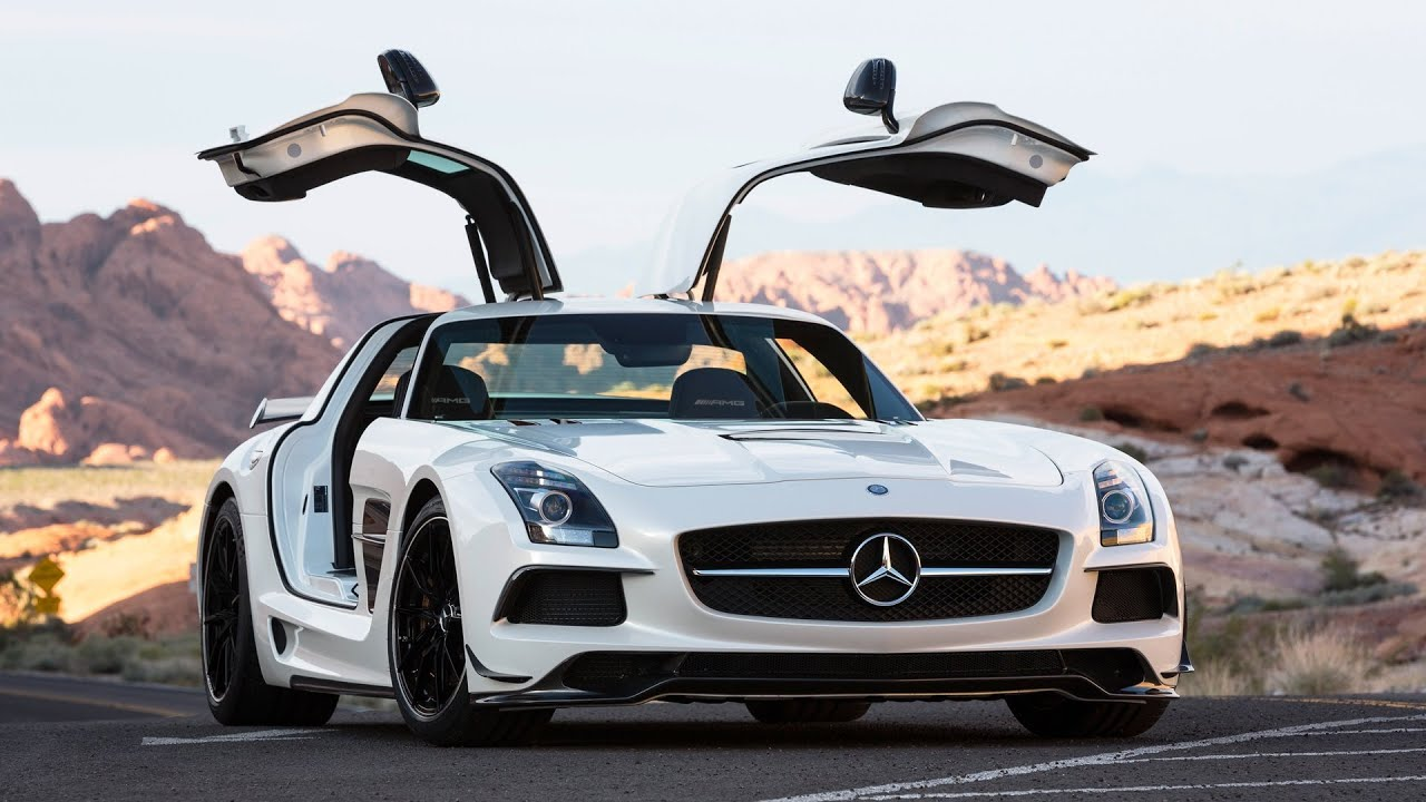 2014 mercedes benz sls amg coupe black series review for Silverlit mercedes benz sls amg