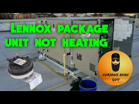 Lennox Package Unit Not Heating