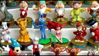 Disney 100 Years of Magic Figures from McDonalds toys happy meal