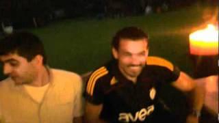 Galatasaray Duisburg Bruckhausen Servet Cetin Fatih Poyraz 2010