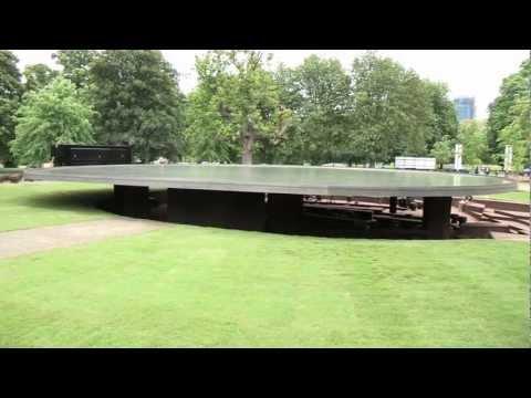 Ai Weiwei, Herzog & de Meuron - The Serpentine Gallery Pavilion