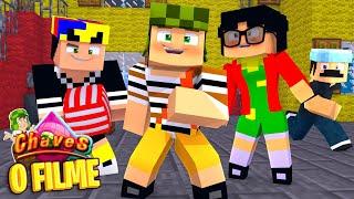 Minecraft: CHAVES - O FILME | BIBI |