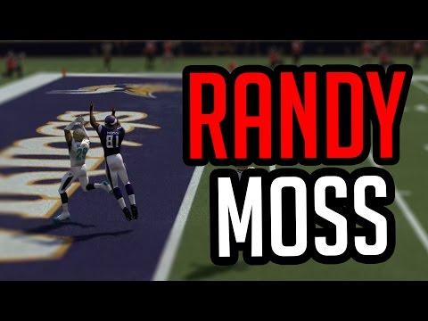 WE GOT 99 OVERALL RANDY MOSS!! MADDEN 17 ULTIMATE TEAM