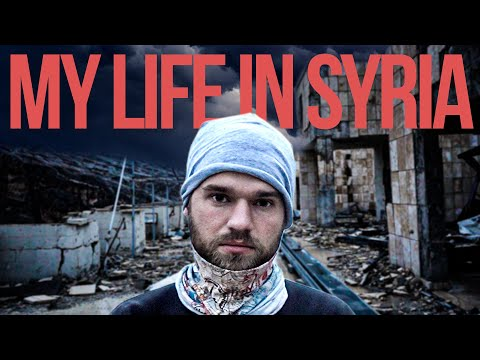 My Daily Life in SYRIA (Heart-Breaking Travel Experience)