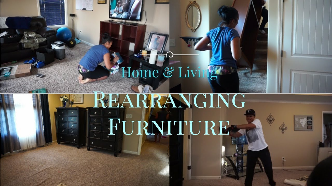 Rearranging Furniture| Shop My Home| Home And Living