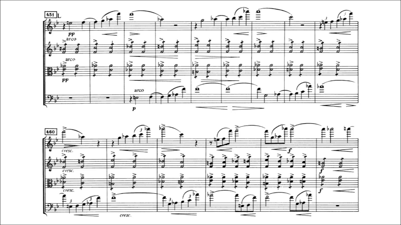 Logically For amateur string quartet opinion