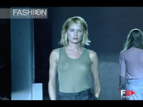 TER ET BANTINE Fall Winter 1997 1998 Milan - Fashion Channel