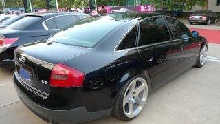 Audi A6 C5 обзор