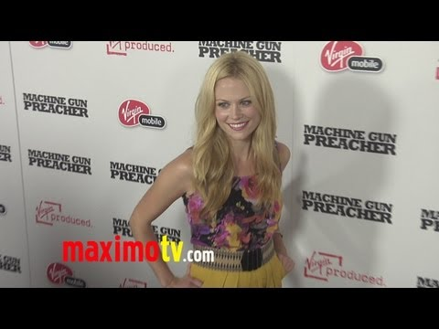 Claire Coffee at