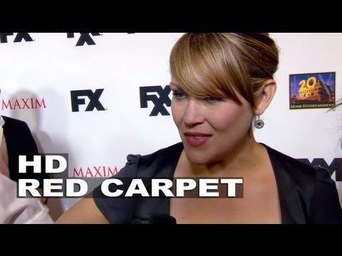 Archer: Amber Nash FX Maxim Party Interview