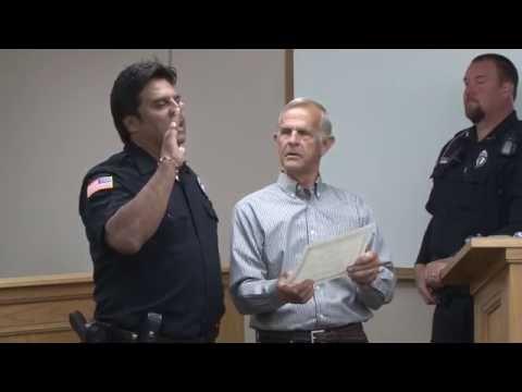 Erik Estrada sworn in as reserve officer in Idaho
