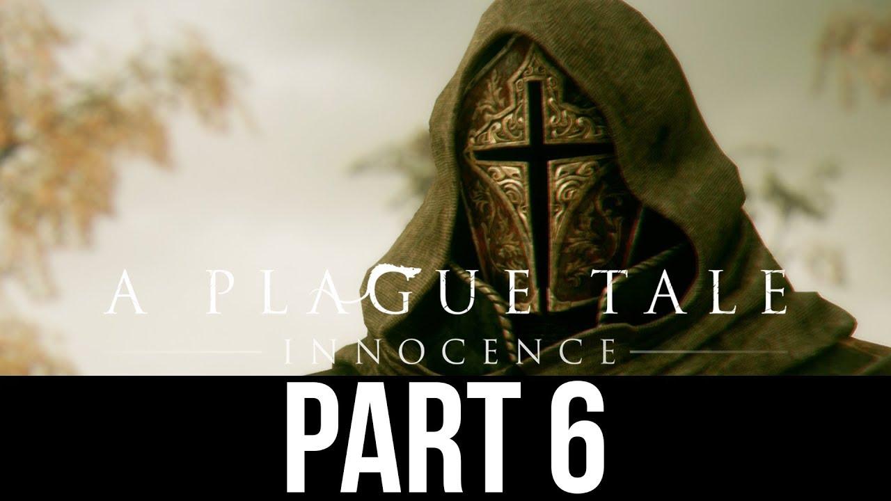 A PLAGUE TALE INNOCENCE Lösungsweg 6 - ESCAPE (Vollständiges Spiel) + video