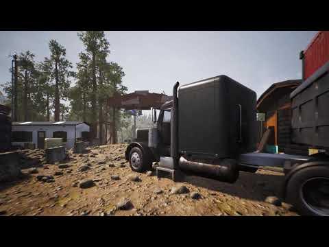 Alaskan Truck Simulator - Trailer