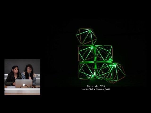Light Art e Design della Luce | OLAFUR ELIASSON