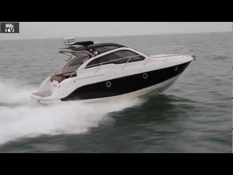 Motor Boats Monthly test the Sessa C32