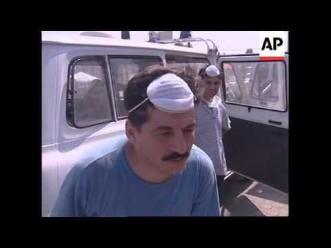 TURKEY: EARTHQUAKE DISASTER: HEALTH CRISIS