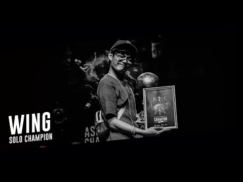 Wing KR|Asia Beatbox Championship 2018 Solo Champion