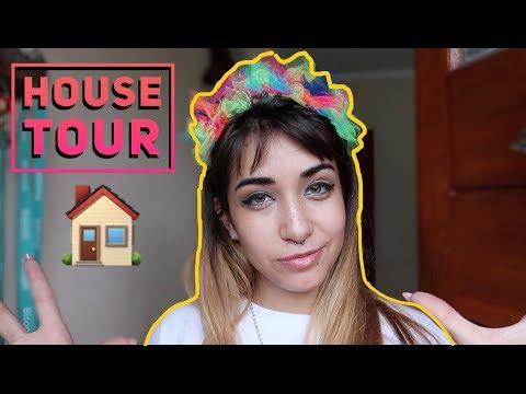 LES MUESTRO MI CASA-HOUSE TOUR  Maria Becerra