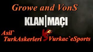 Asil`TurkAskerleri VS Vurkac`eSports