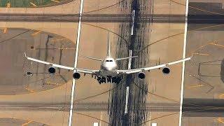 10 Aterrizajes Más Increíbles