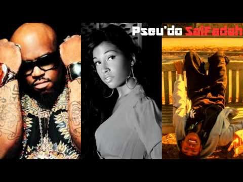 "Cee Lo Green - ""Fool For You"" Feat. Melanie Fiona, Fulgetra [Official Remix]"