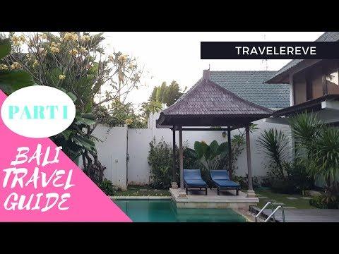 BALI INDONESIA TRAVEL GUIDE 印尼峇里島 - Seminyak villa, Bali cafe hopping and Traditional Bali Food