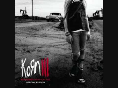 korn holding all these lies