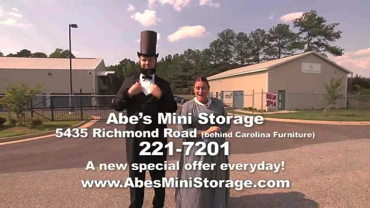 Abeu0027s Mini Storage Williamsburg VA