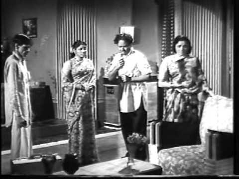 ETHIR PAARAATHATHU OLD TAMIL FILM   PART 6