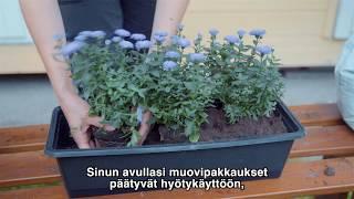 Kierrätys on in! – Greenreality Lappeenranta