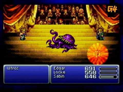 Final Fantasy VI - Let's Play Randomizer! Part 1 from YouTube · Duration:  41 minutes 59 seconds