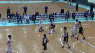 関東クラブバスケットボール選手権2017 02 05 RBC東京東1 vs GIGA Spirits神2
