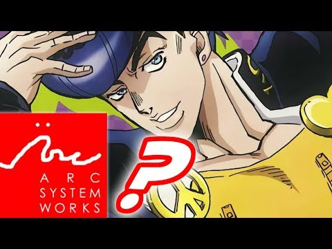 VOTE FOR A NEW JOJO FIGHTING GAME! (Get Arc Sys to Consider a new Jojo Game)
