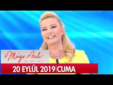 Müge Anlı ile Tatlı Sert 20 Eylül 2019 - Tek Parça