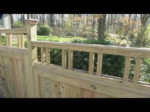 Wood vs Vinyl Fences